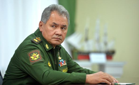 Сергей Шойгу. Фото: GLOBAL LOOK press/Kremlin Pool