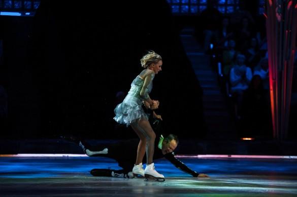Оксана Домнина и Даниил Спиваковский. Фото: Виктория Поплавская