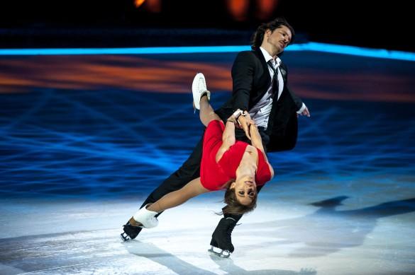 Юлия Барановская и Максим Шабалин. Фото: Виктория Поплавская