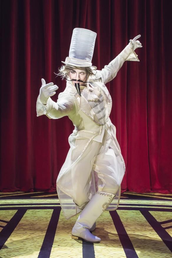 "Фото: пресс-служба мюзикла ""Принцесса цирка"""