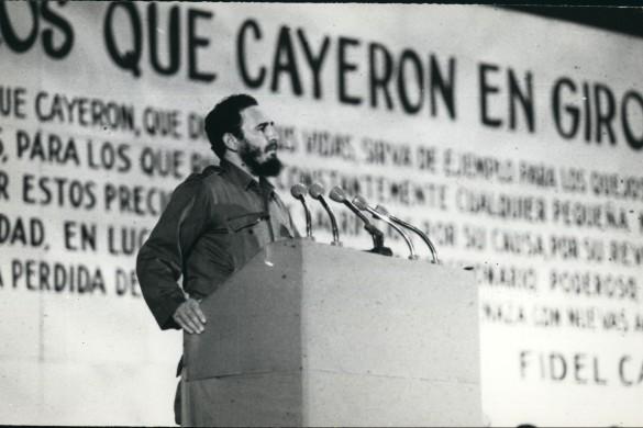 Фидель Кастро. Фото: GLOBAL LOOK press/KEYSTONE Pictures USA