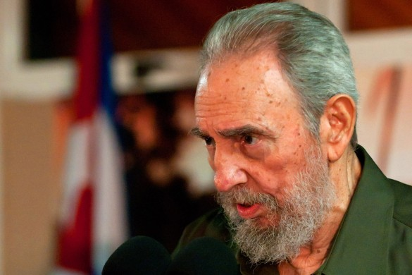 Фидель Кастро. Фото: GLOBAL LOOK press/x99