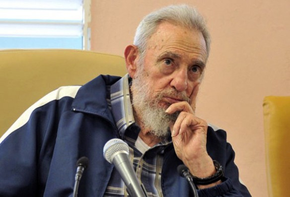 Фидель Кастро. Фото: GLOBAL LOOK press/Cubadebate