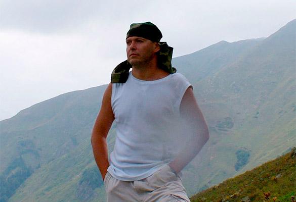 Дмитрий Вишернев. Фото: vk.com/id136244200