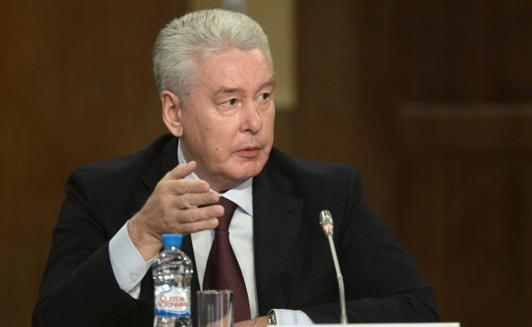 Сергей Собянин. Фото: GLOBAL LOOK press\Sergei Sobyanin