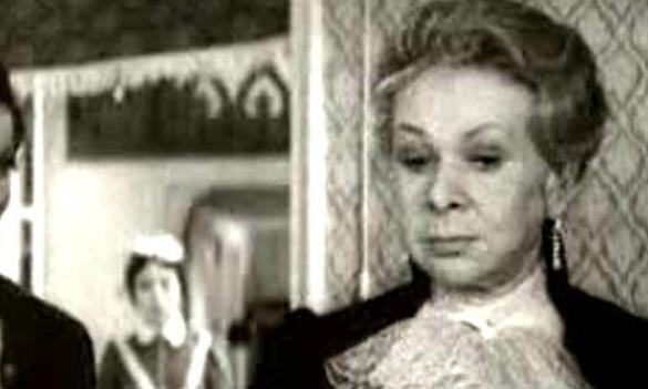 Валентина серова фото в старости