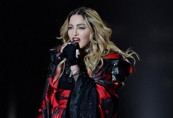 Мадонна. Фото: GLOBAL LOOK press/MediaPunch