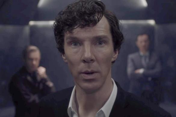 """Бенедикт Камбербэтч. Фото: кадр из серала """"Шерлок"""""""