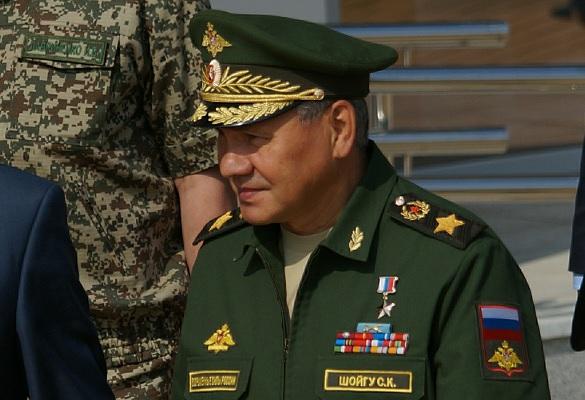 Сергей Шойгу. Фото: GLOBAL LOOK press/Olga Sokolova