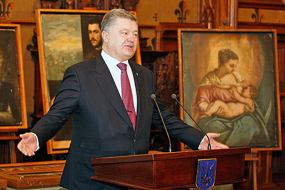 Петр Порошенко. Фото: GLOBAL LOOK press