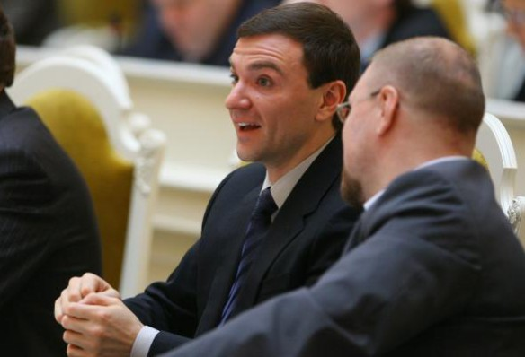 Антон Сихарулидзе. Фото: GLOBAL LOOK press\Andrey Chepakin