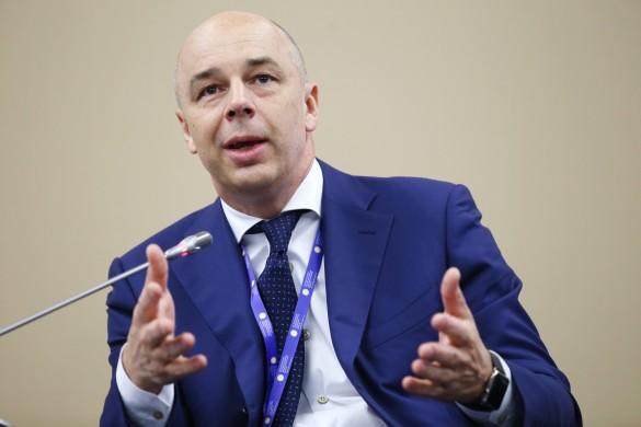 Антон Силуанов. Фото: GLOBAL LOOK press