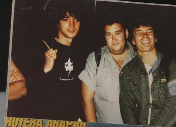 Олег Жуков (в центре). Фото: vk.com