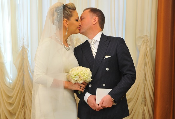 Мария Максакова и Денис Вороненков. Фото: GLOBAL LOOK press/Komsomolskaya Pravda