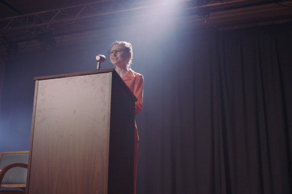 """Фото: кадр из фильма """"Америка Хиллари: Тайная история Демократической партии"""""""