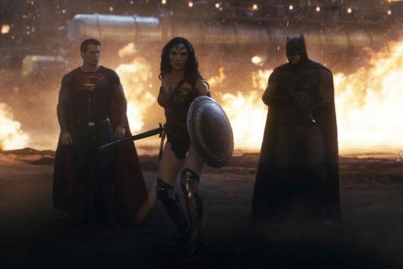 "Фото: кадр из фильма ""Бэтмен против Супермена: На заре справедливости"""