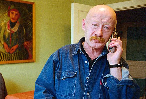 Виктор Проскурин. Фото: GLOBAL LOOK press