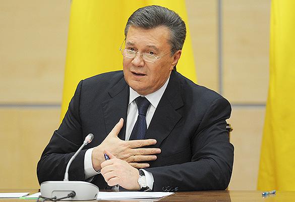 Виктор Янукович. Фото: GLOBAL LOOK press