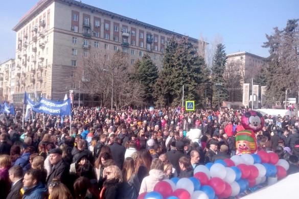 Волгоград. Фото: Dni.Ru