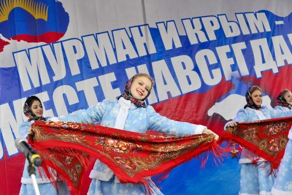 Мурманск. Фото: Лев Федосеев/ТАСС