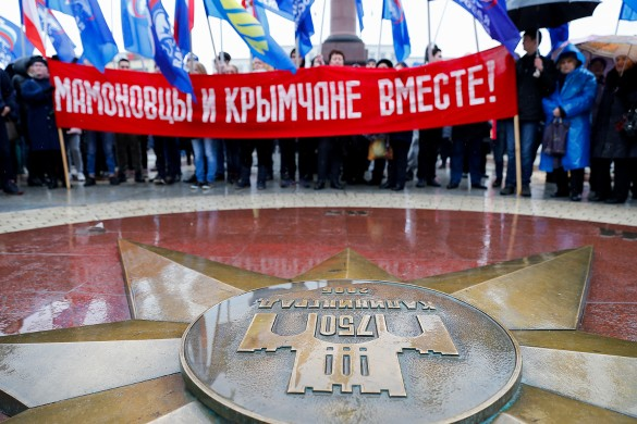 Калининград. Фото: Виталий Невар/ТАСС