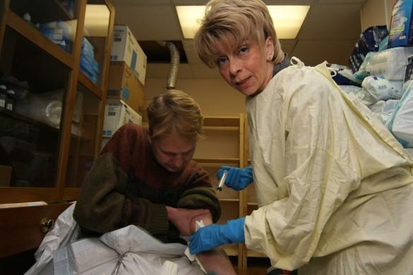Елизавета Глинка (Доктор Лиза). Фото: GLOBAL LOOK press
