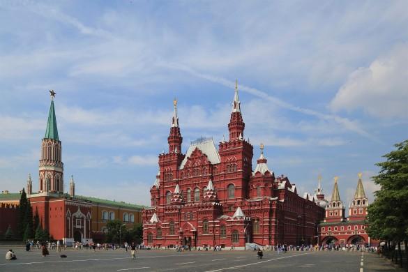 Музеев в Московском кремле. Фото: GLOBAL LOOK press/Peter Seyfferth