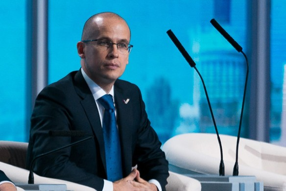 Александр Бречалов. Фото: onf.ru