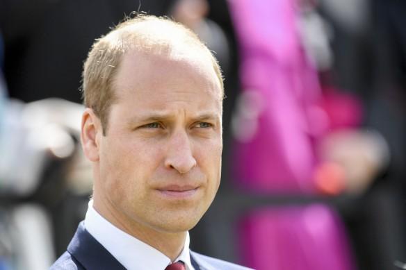 Принц Уильям, герцог Кембриджский. Фото: GLOBAL LOOK press/F.Andrieu