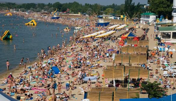 Анапа, Россия Фото: GLOBAL LOOK press