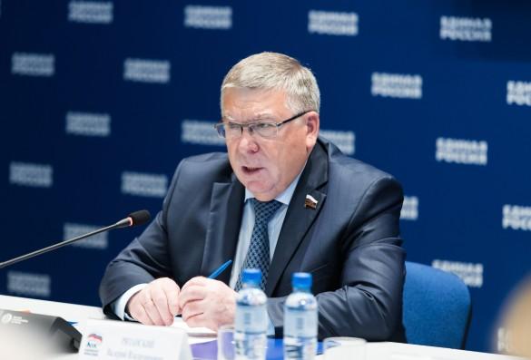 Валерий Рязанский. Фото: er.ru