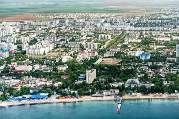 Крым, Евпатория. Фото: GLOBAL LOOK press