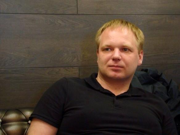 Дмитрий Фетисов. Фото: facebook.com