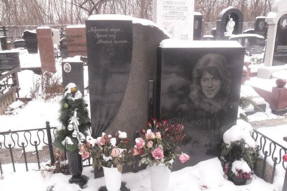 Могила Жени Белоусова. Фото: wikipedia.org