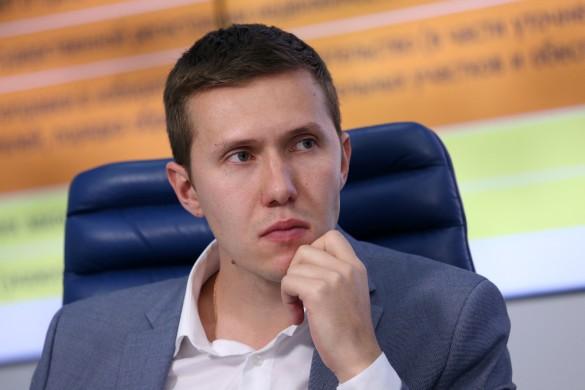 Павел Князев. Фото: Антон Новодережкин/ТАСС