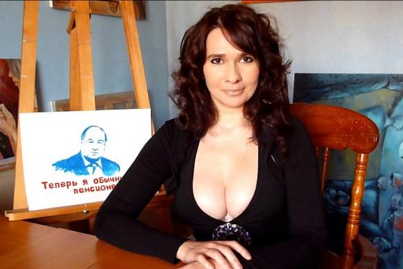 Ирина Романовская. Фото: vk.com/irenromanovskaya