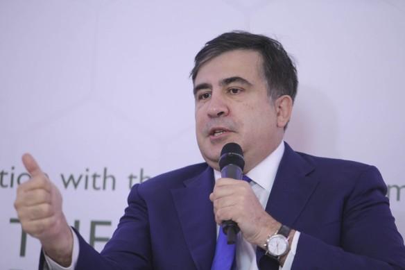 Михаил Саакашвили. Фото: GLOBAL LOOK press/Nazar Furyk