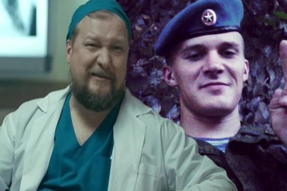 Сергей и Корней Макаров. Фото: Dni.Ru