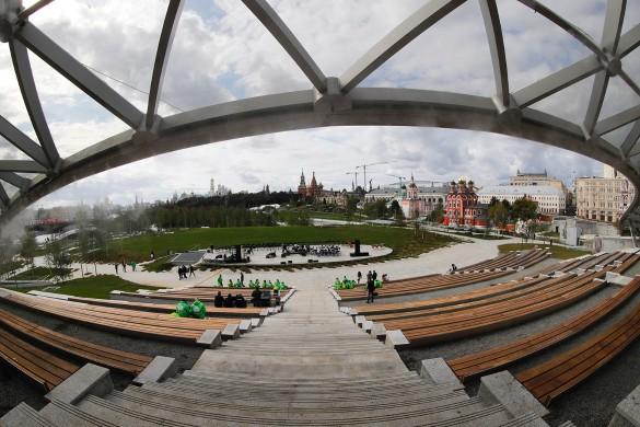 Амфитеатр. Фото: Михаил Метцель/ТАСС