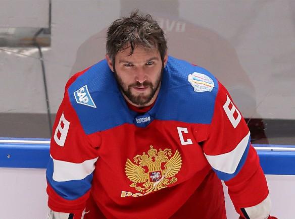 Александр Овечкин. Фото: GLOBAL LOOK press/Alexander Kulebyakin