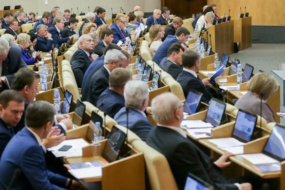 Фото: Марат Абулхатин/фотослужба Госдумы РФ/ТАСС