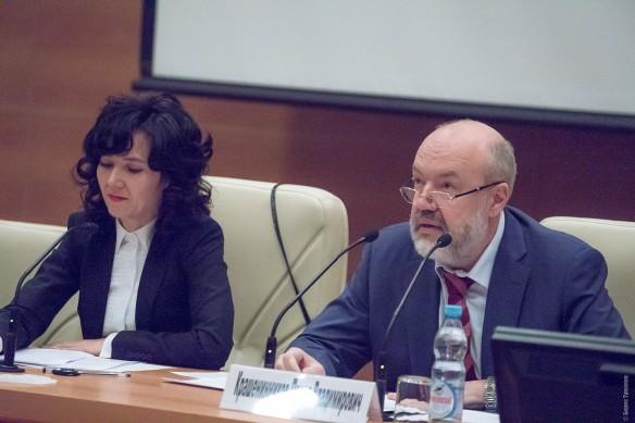 Лидия Михеева и Павел Крашенинников. Фото: www.er-duma.ru