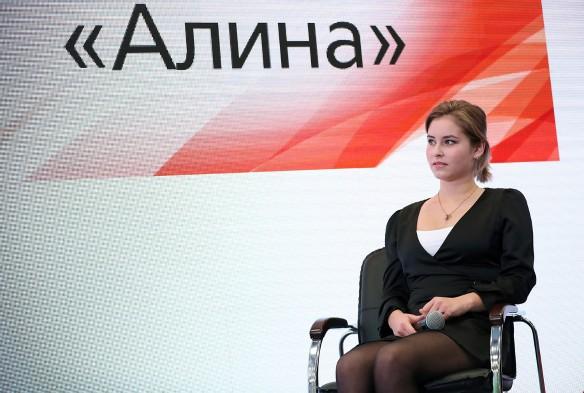 Юлия Липницкая. Фото: Валерий Шарифулин/ТАСС