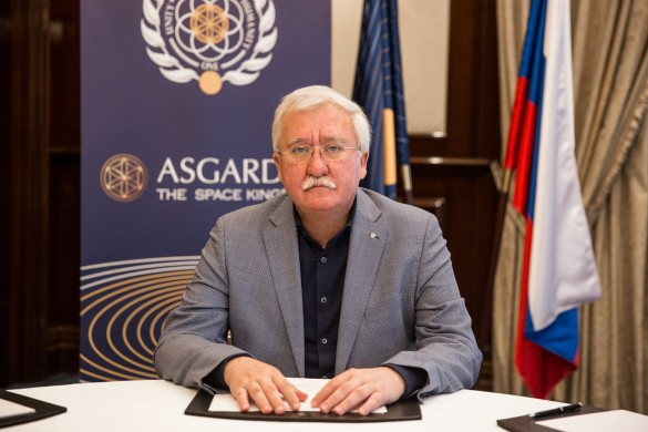 Игорь Ашурбейли. Фото: photo.ashurbeyli.ru