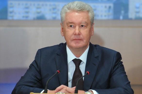 Сергей Собянин. Фото: GLOBAL LOOK press/Pravda Komsomolskaya
