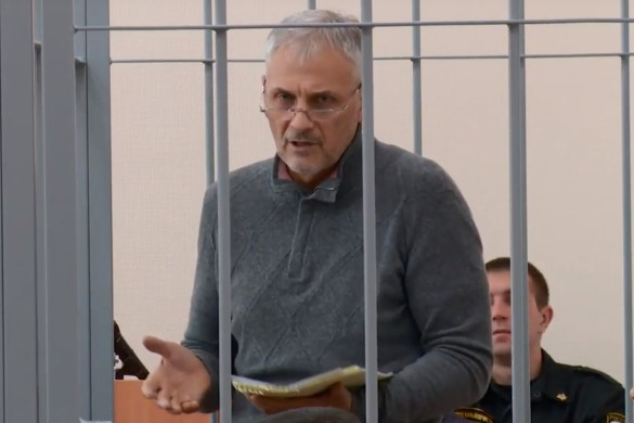 Александр Хорошавин. Кадр youtube.com