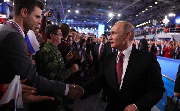 Мыобязаны беречь свою свободу истабильность— Путин