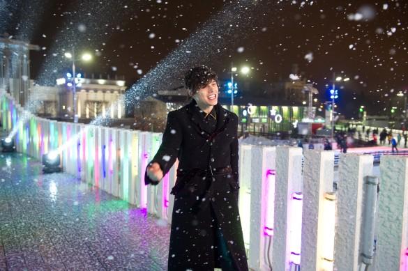 Alekseev. Фото: пресс-служба Первого канала