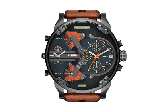 Наручные часы Diesel Mr Daddy 2.0. Фото: watches.ru