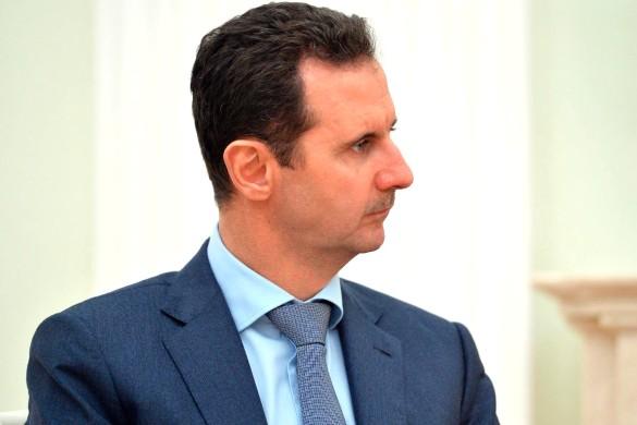 Башар Асад. Фото: kremlin.ru